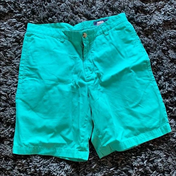 Vineyard Vines Other - Vineyard Vines men's aqua blue shorts size 33